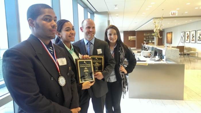 LVHS goes for citywide mock trial threepeat